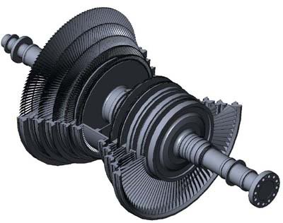Rotating Equipment: Modern Steam Turbines